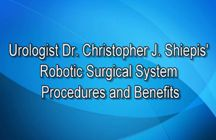 General Urology - Robotic Surgical System / Urology is a medical practice dedicated to the treatment of disorders and diseases related to the male and female genito-urinary organs, including the kidney, ureters, bladder, prostate and genitalia.  The da Vinci Surgical System is a surgical robot that does tiny incisions for precise, minimally invasive procedures. It is used in operations such as general laparoscopic surgery and laparoscopic radical prostatectomy. / by St Pete Urology