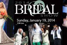 Bridal Show / Sunday, Jan 19th Statehouse Convention Center-LR Www.arkansasbridalcommunity.com