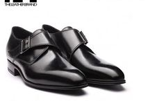 AAK Leather Brand / AAK Italian full grained nappe leather shoes