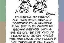 My little sister :)