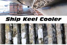Marine Keel Cooler Service / Clean Keel Coolers are more efficient