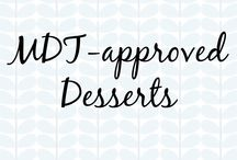 Mommy's Dream Team-Approved Desserts / #desserts #delicious #mommysdreamteam #yummy #whenthekidsgotobed