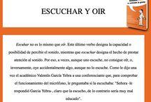 Hablando bien se entiende la gente / Consejos de la Academia Norteamericana de la Lengua Española para mejorar su español.