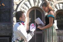 disney wedding proposal
