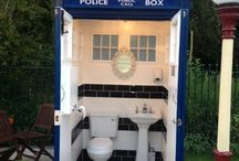 Outdoor toilette