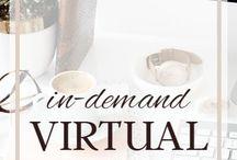 Virtuální asistent / Tipy a rady v oblasti práci virtuálních asistentů.