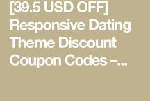 Responsive Dating Theme