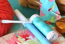 Crafty: Sewing