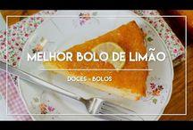Melhor bolo de limão