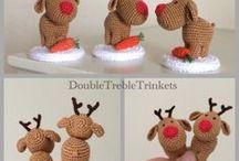 DIY - Handmade - Амигуруми игрушки