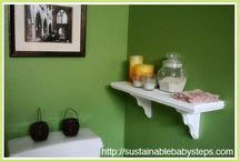 Bathroom Decor / by Connie Kupsch