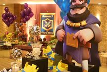 Cumple Clash Royal