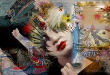 © My latest collages / Contemporary art by Christine Fokkelman