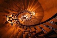Stairs / by Michelle Morgan