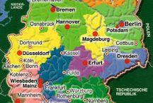 Maps / Landkaarten