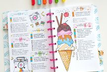 notebook/diary ideas