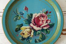 Peltipurkit ja tarjottimet - My Vintage Tin