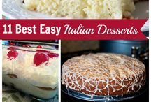 Recipe round ups / recipe collections/ sweet recipes/ savoury recipes/