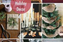 Holiday Decor!