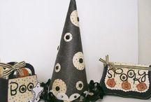 cricut halloween projects / by Sindee Garlock