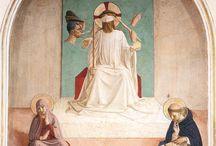 Giovanni da Fiesole / Guido di Pietro Trosini, Fra Angelico 1387-1455