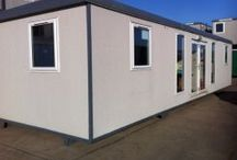Portable Office Buildings / Here at RBS we speciliase in all types of Portable Office Buildings. No matter what the size, finish or type if you're looking for a Portable Office Building we can help.