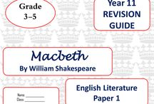 Secondary: GCSE English Revision