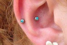 Piercings!
