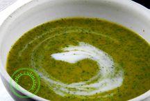 Soupe ,velouté et potage