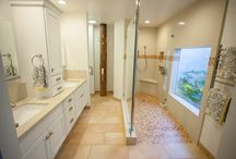 A.D.A CHIC / A.D.A design is just as important as any other. These bathrooms prove that you can be stylish, functional and safe.