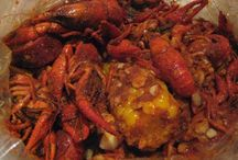 Cousins crab boil! / by Monica Wong