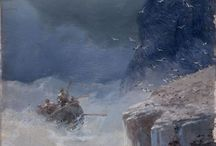 Painting. Ivan Aivazovsky