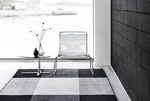 Love the carpets!