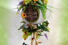 Topiary decoration
