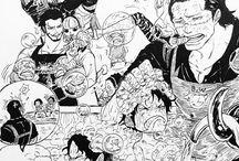One Piece Doujinshis