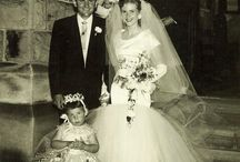 Wedding Photos from the Past