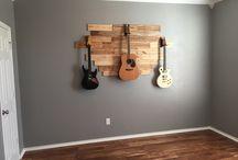 House decor - Guitar