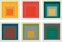 Colour, Albers, BAUHAUS