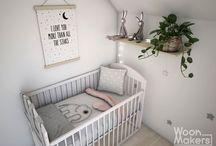 Interieurontwerp_ Babykamer_ Little pink star