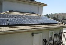 Residential Solar Projects / Solar energy installations