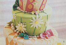 Whimsical Cakes / Cakes made of the stuff of fairy tales, and imagination / by The Cake Eccentric