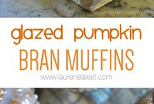 Muffins / Muffins, muffins, and muffins!! We love muffins - all kinds and any kinds. Try a new recipe today!
