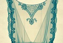 Transparencies / Silk, embroidery, hand made products , bridal fashion, wedding dress pieces.