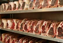Dry age meat
