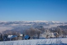 KRKONOŠE / Czech Republic's highest mountain.