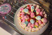Candies!!! / Candy, marshmallow, sweet, cake, cupcake