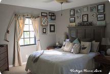fönster, gardiner & smyckning