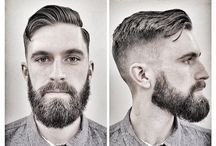 pomade hairstyle men