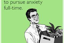 work anxiety