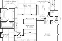 Floor plans / by Karen Vite